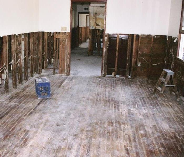 Water Damage Effects of Water Damage
